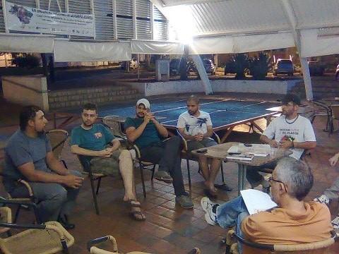 ANECS Uberlândia aproxima movimento estudantil, movimento sem teto, e sindicato dos eletricitários